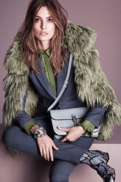 Gucci's Fall 2014 Ad Campaign