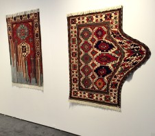 Faig Ahmed's work at Pulse