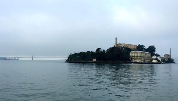Alcatraz bound!