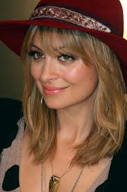 Just one of Nicole Richie's ever-changing looks.