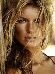 Sports Illustrated and Victoria's Secret beach babe Marissa Miller.