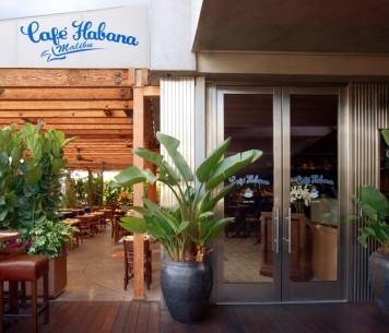 Malibu eatery Cafe Habana