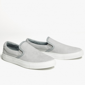 James Perse men's slip ons
