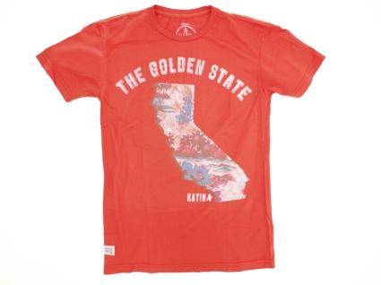 Katin's Golden State tee