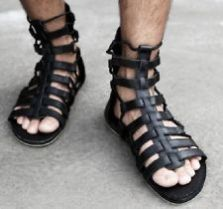 The gladiator mandal, wrong in so many ways.