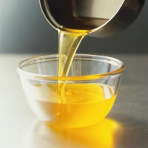 Ghee, a far cry from a morning latte but your skin will thank you, it's a promise.