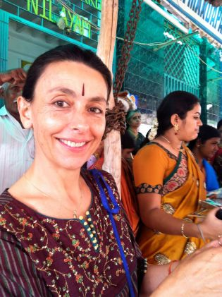 Martha in India