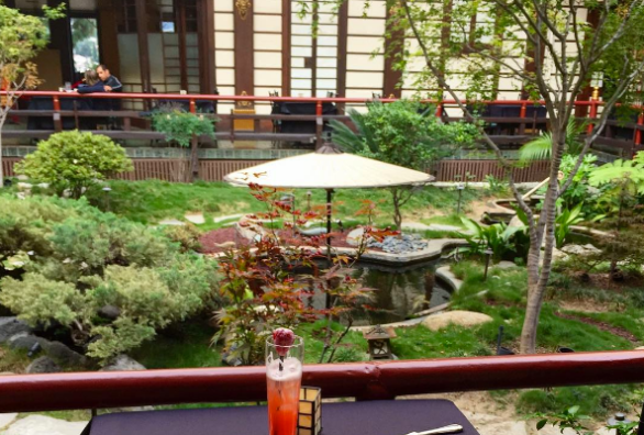 ... and don't miss the fabulous courtyard!