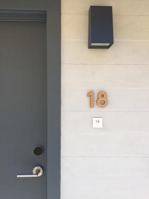 Springin' for Room 18.